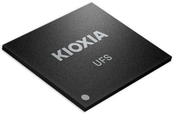 Kioxia speeds and slims its 3D UFS flash memories